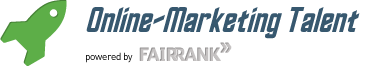 Das Online-Marketing-Talent - powered by Fairrank